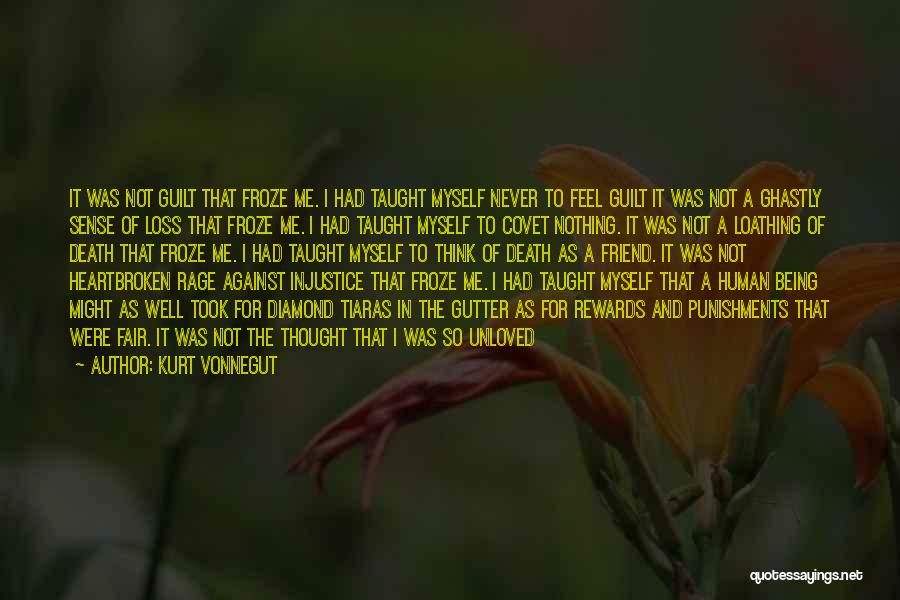 I Never Thought Love Quotes By Kurt Vonnegut