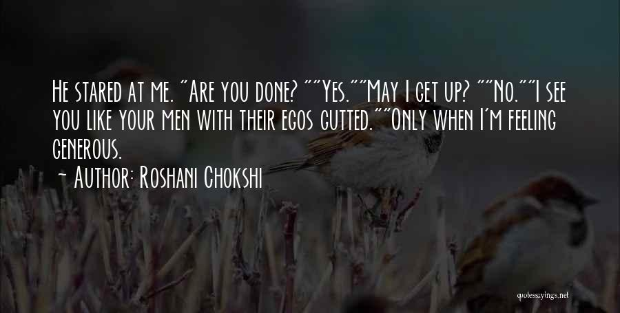 I Only See You Quotes By Roshani Chokshi