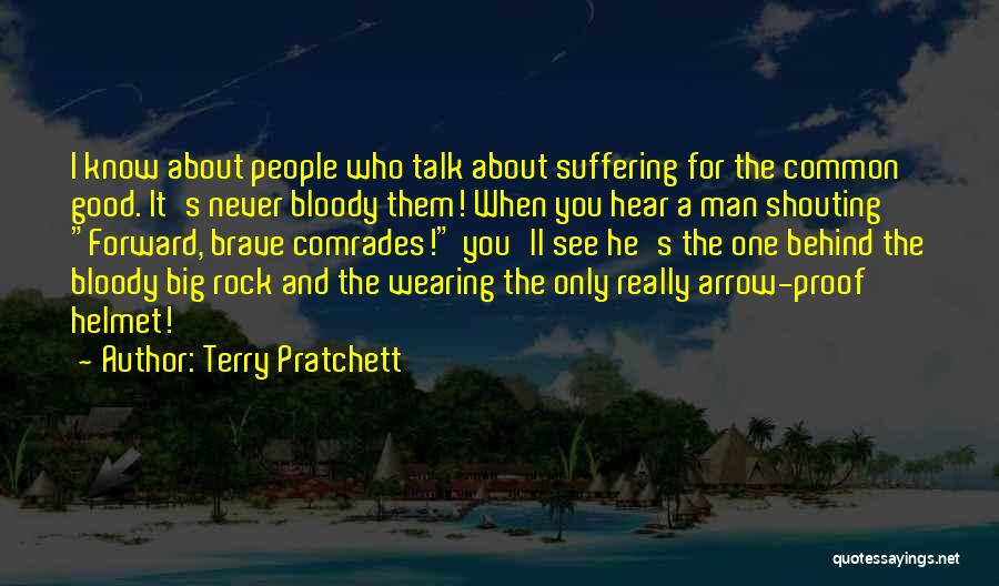 I Only See You Quotes By Terry Pratchett