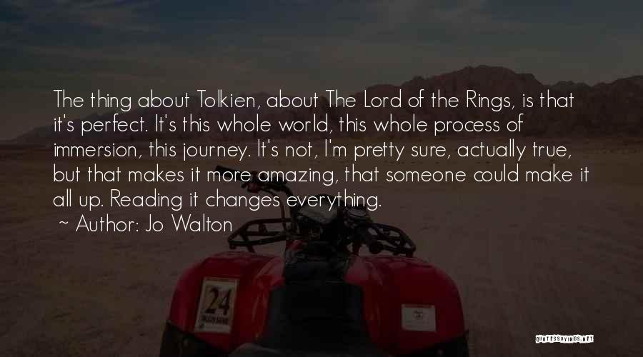I Pretty Sure Quotes By Jo Walton