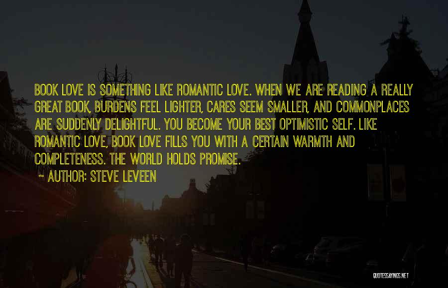 I Promise Romantic Quotes By Steve Leveen