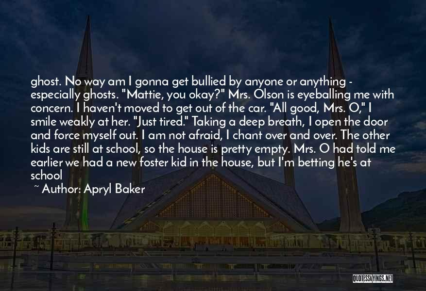I Promise You The World Quotes By Apryl Baker