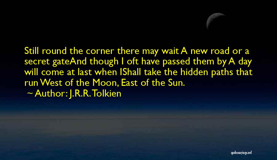 I.r.a Quotes By J.R.R. Tolkien
