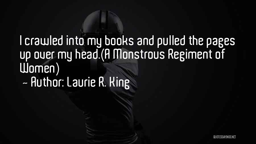 I.r.a Quotes By Laurie R. King