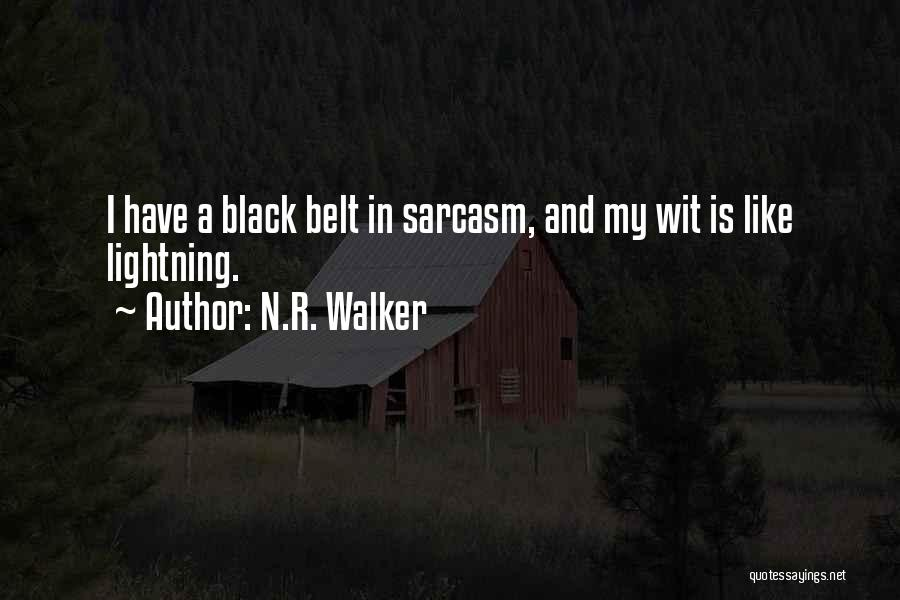 I.r.a Quotes By N.R. Walker