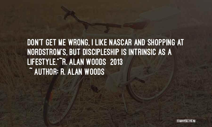 I.r.a Quotes By R. Alan Woods