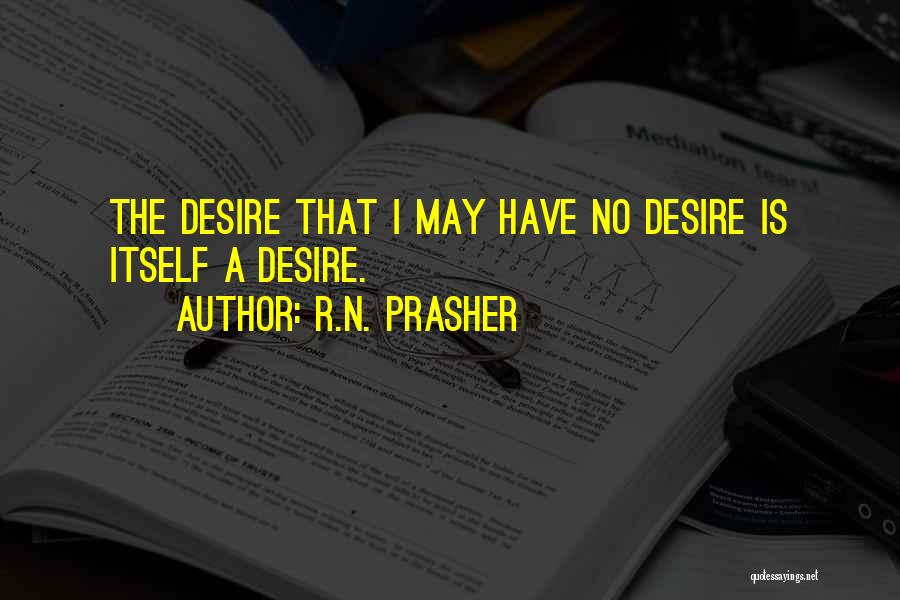 I.r.a Quotes By R.N. Prasher
