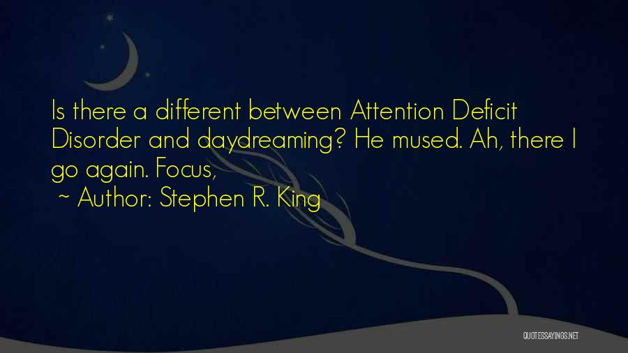 I.r.a Quotes By Stephen R. King
