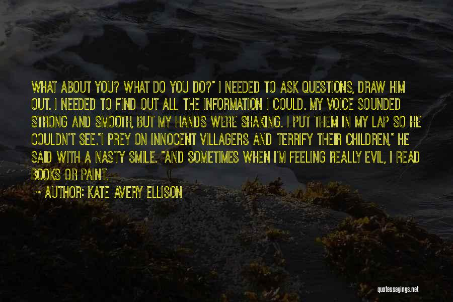 I See You Funny Quotes By Kate Avery Ellison