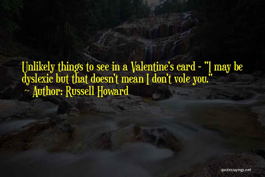I See You Funny Quotes By Russell Howard