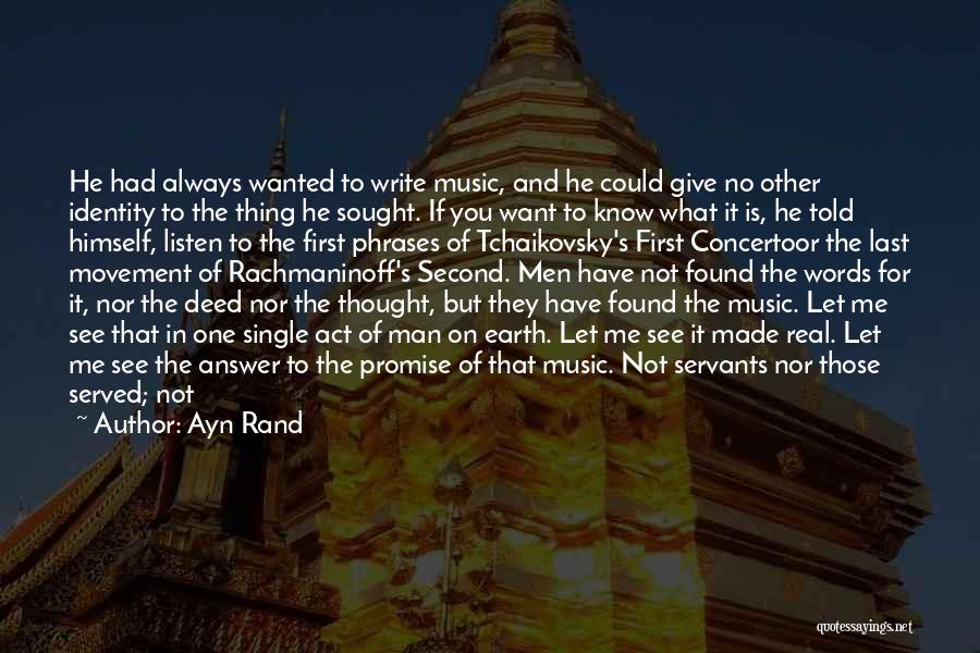 I See Your Pain Quotes By Ayn Rand