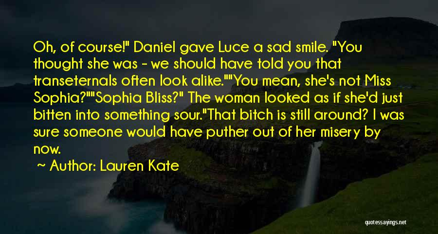 I Should Have Told You Quotes By Lauren Kate