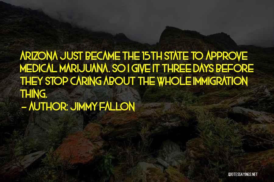 I Should Stop Caring Quotes By Jimmy Fallon