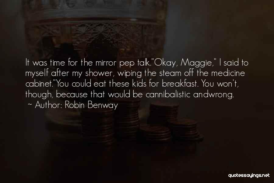 I Spy Funny Quotes By Robin Benway