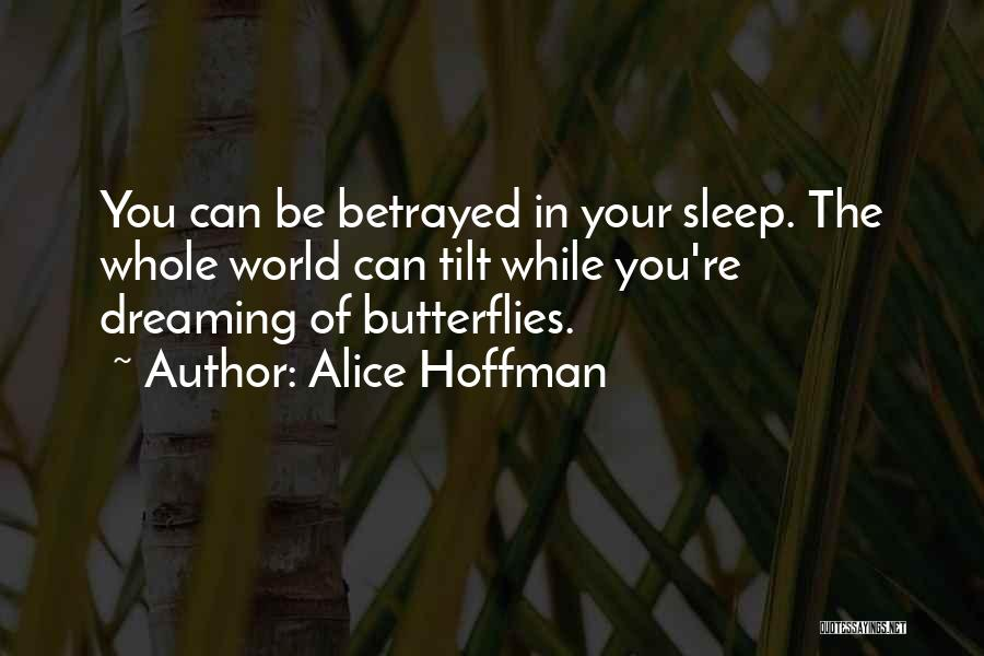I Still Get Those Butterflies Quotes By Alice Hoffman