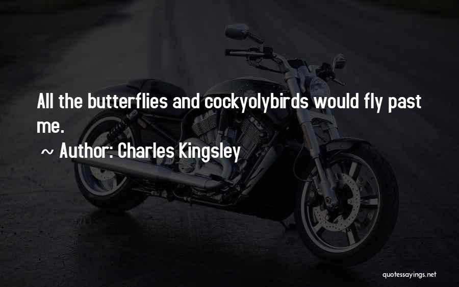 I Still Get Those Butterflies Quotes By Charles Kingsley