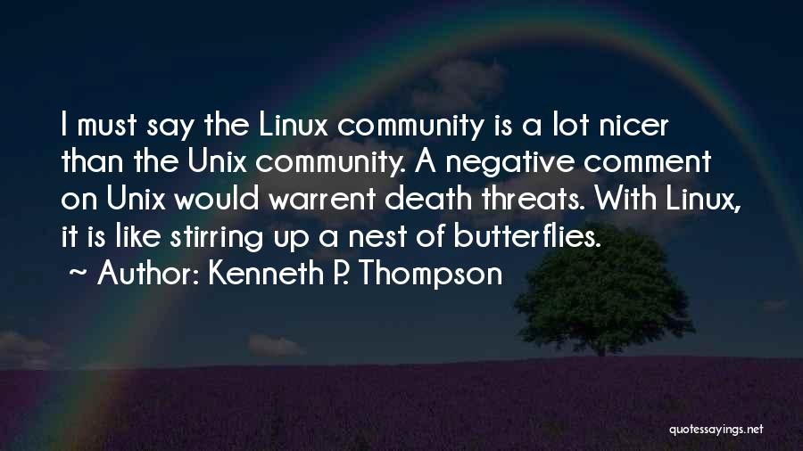 I Still Get Those Butterflies Quotes By Kenneth P. Thompson
