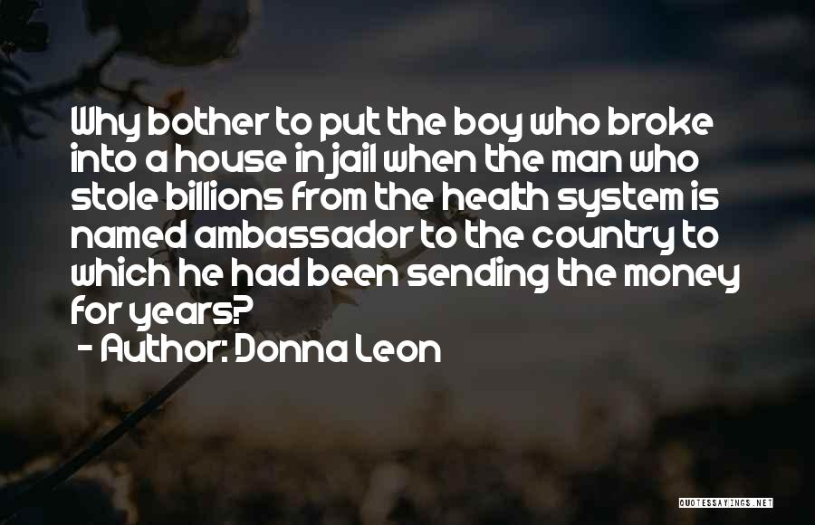 I Stole Your Man Quotes By Donna Leon