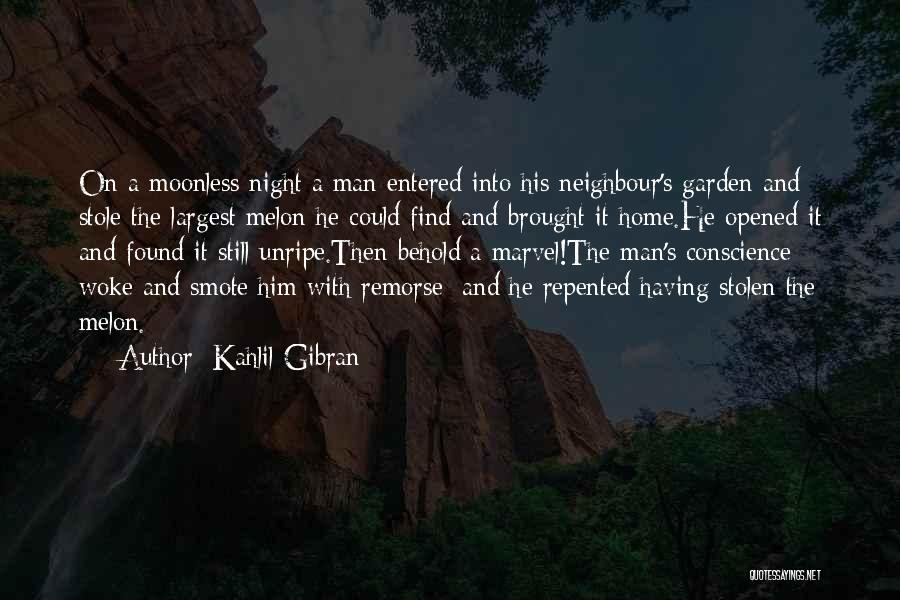 I Stole Your Man Quotes By Kahlil Gibran
