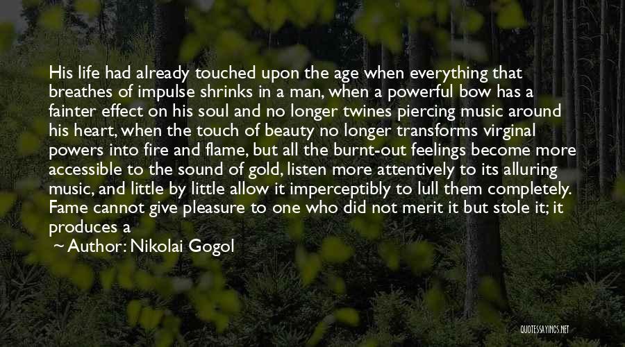 I Stole Your Man Quotes By Nikolai Gogol