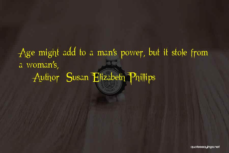 I Stole Your Man Quotes By Susan Elizabeth Phillips