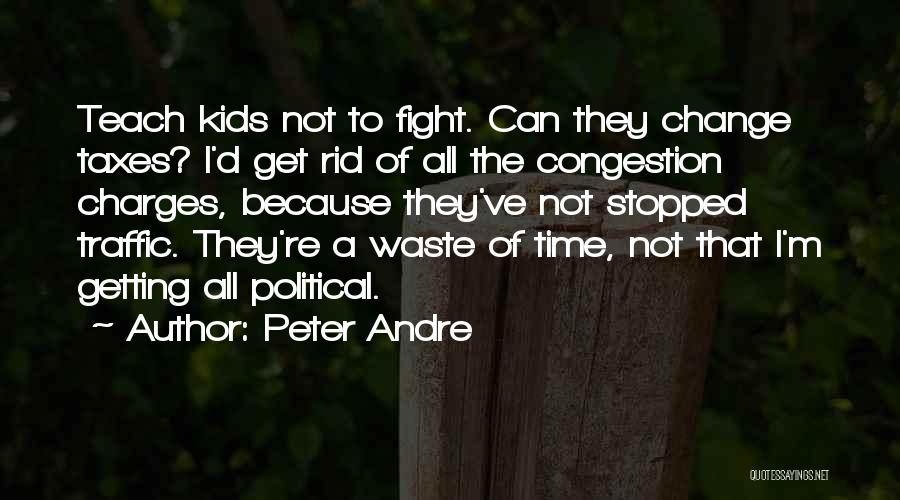 I Teach Because Quotes By Peter Andre