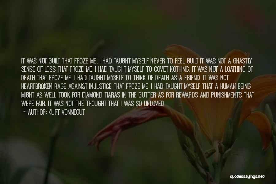 I Think I Love Him Quotes By Kurt Vonnegut