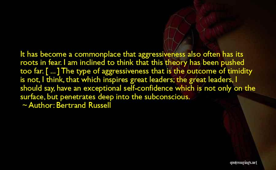 I Think Quotes By Bertrand Russell