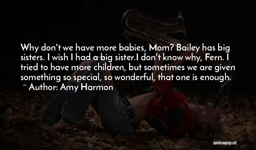 I Tried Enough Quotes By Amy Harmon
