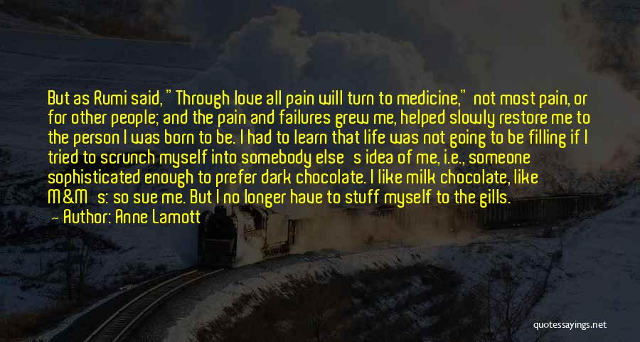 I Tried Enough Quotes By Anne Lamott