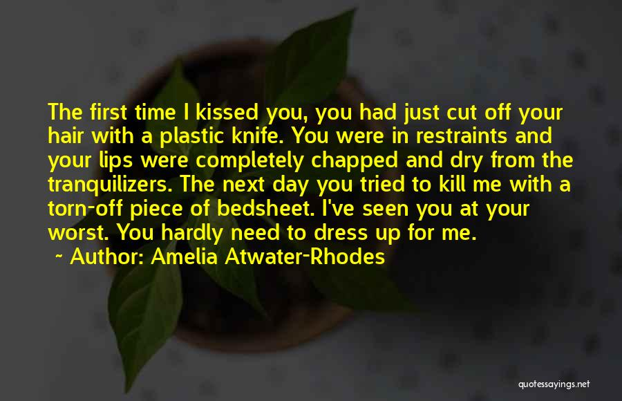 I Ve Tried Quotes By Amelia Atwater-Rhodes