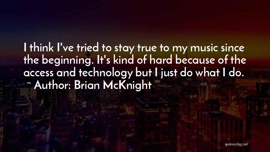 I Ve Tried Quotes By Brian McKnight