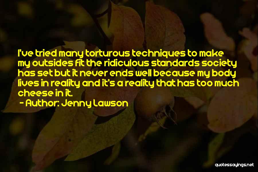 I Ve Tried Quotes By Jenny Lawson