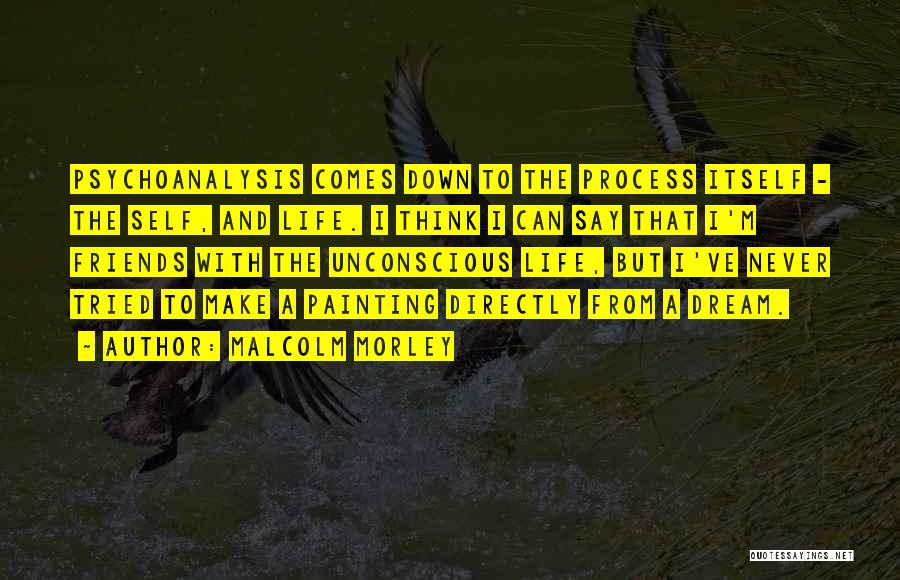 I Ve Tried Quotes By Malcolm Morley
