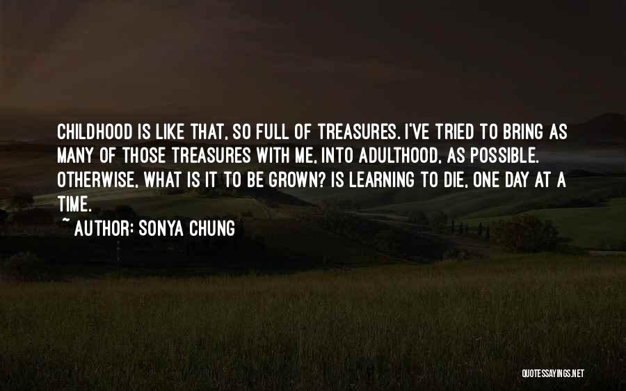 I Ve Tried Quotes By Sonya Chung