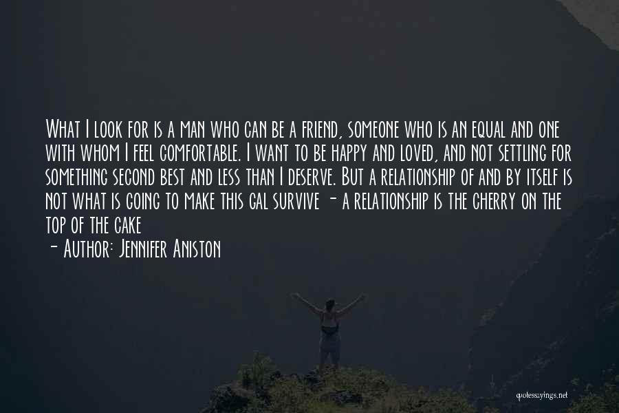 I Want This Relationship Quotes By Jennifer Aniston