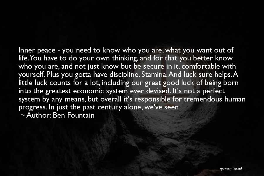 I Want To Be Alone Quotes By Ben Fountain