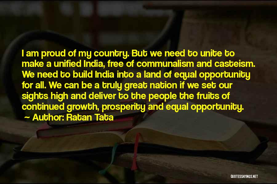 I Want To Be Set Free Quotes By Ratan Tata