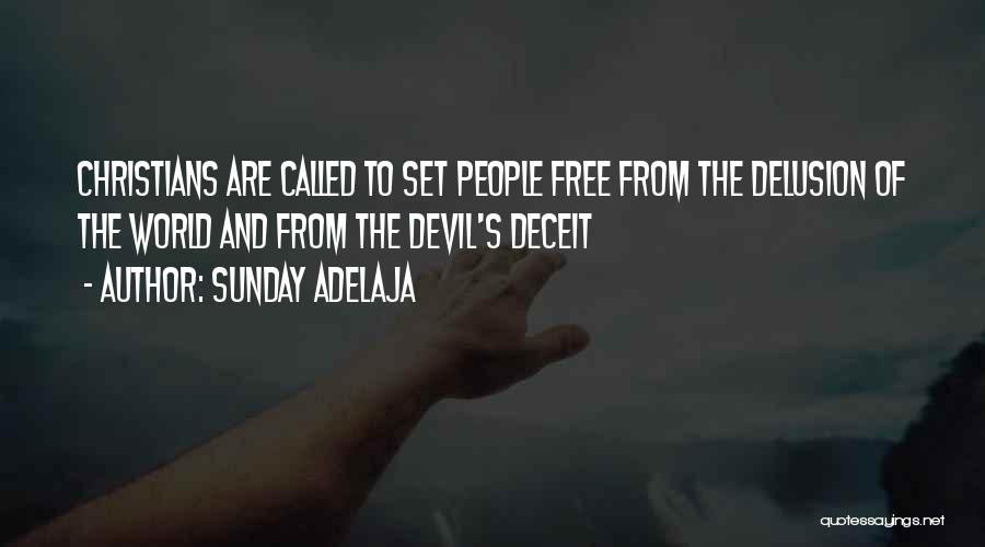 I Want To Be Set Free Quotes By Sunday Adelaja