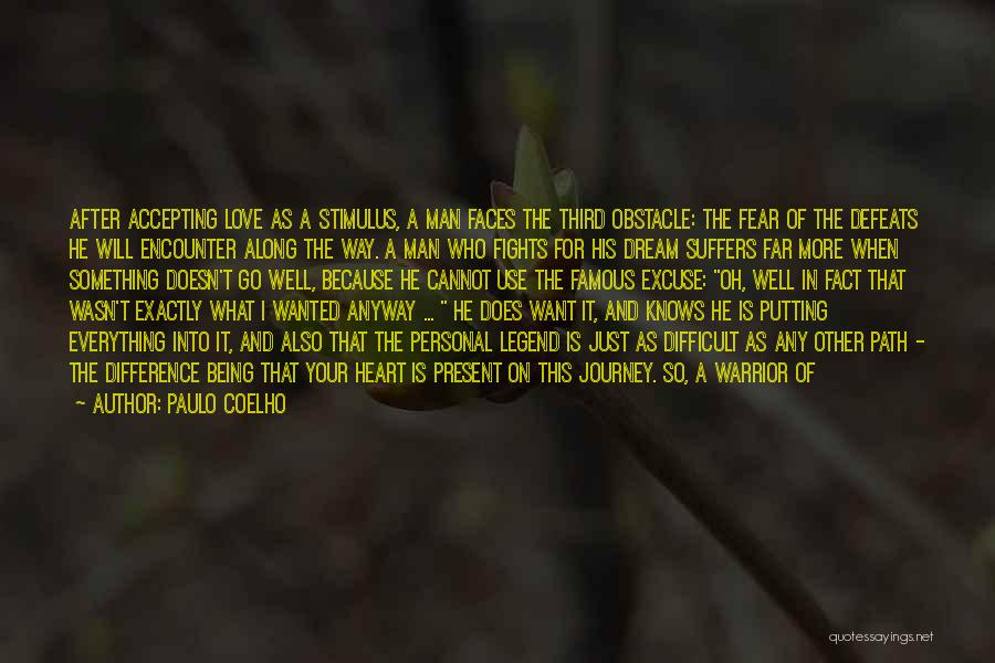 I Want To Be Something More Quotes By Paulo Coelho