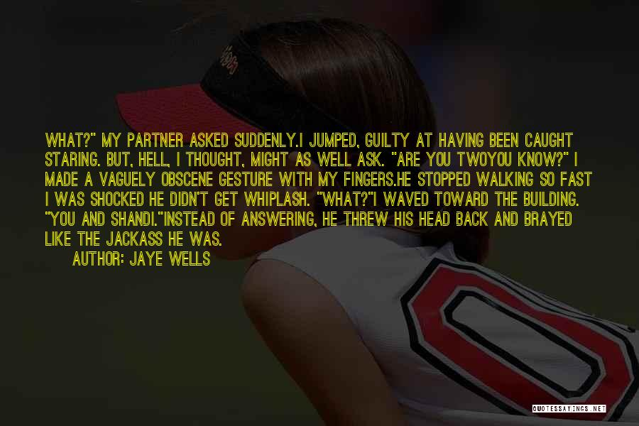 I Want To Go Back To My Past Quotes By Jaye Wells