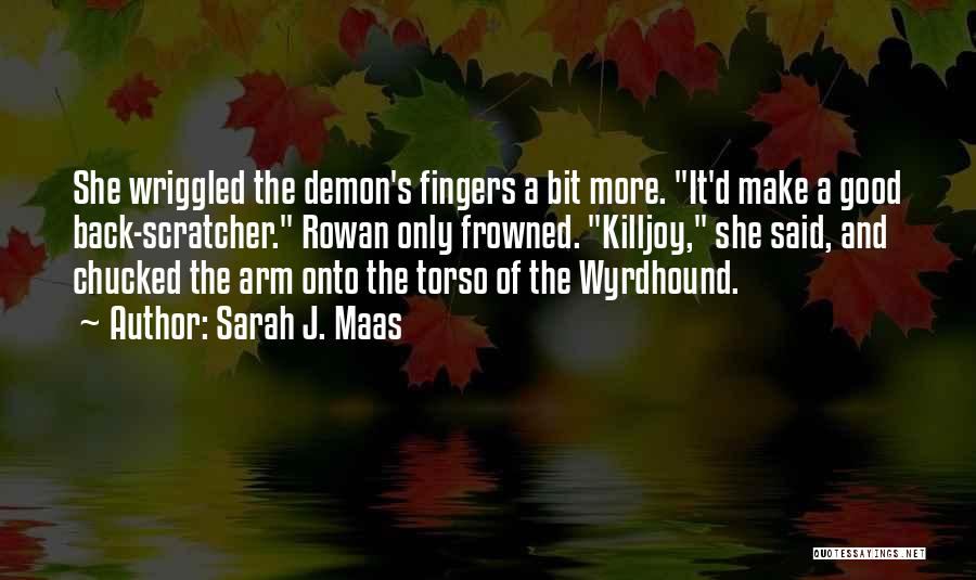 I Want To Go Back To My Past Quotes By Sarah J. Maas