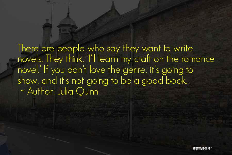 I Want To Show You My Love Quotes By Julia Quinn
