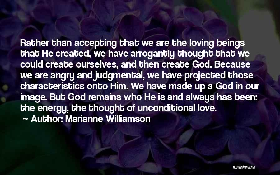I Was Made For Loving You Quotes By Marianne Williamson