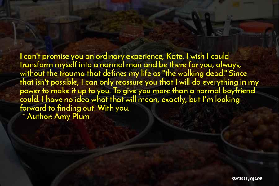 I Will Always Be There For You Quotes By Amy Plum