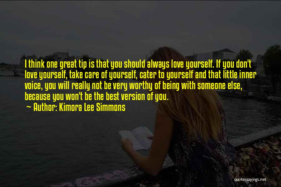 I Will Always Take Care Of You Quotes By Kimora Lee Simmons