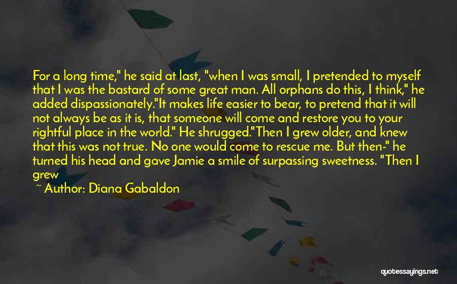 I Will Be Still Quotes By Diana Gabaldon