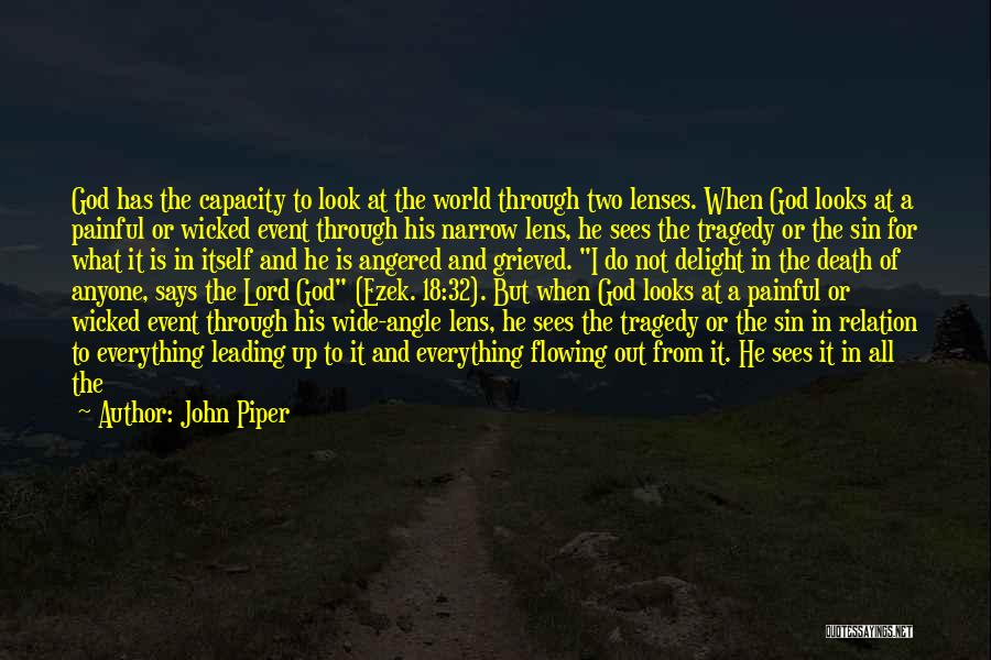 I Will Do It Quotes By John Piper