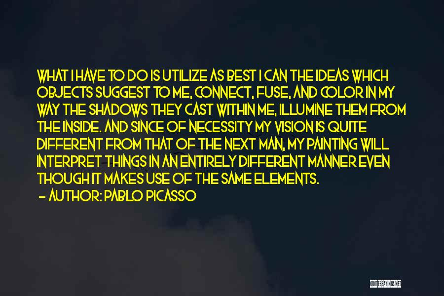 I Will Do My Best Quotes By Pablo Picasso
