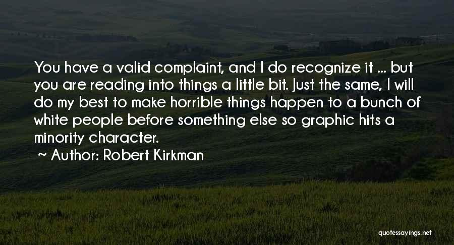 I Will Do My Best Quotes By Robert Kirkman